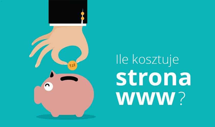 Ile kosztuje profesjonalna strona internetowa www