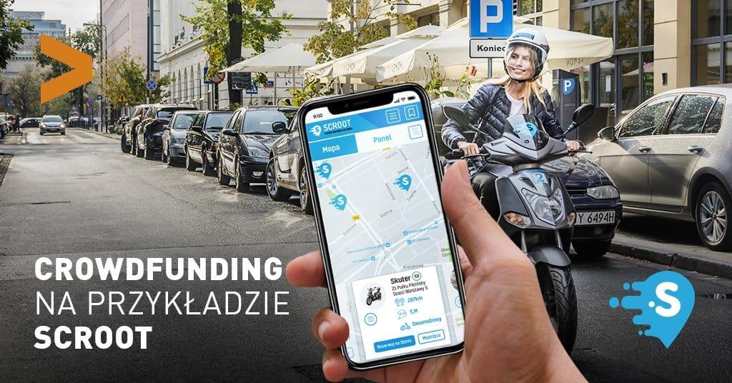 Crowdfunding na przykładzie Scroot