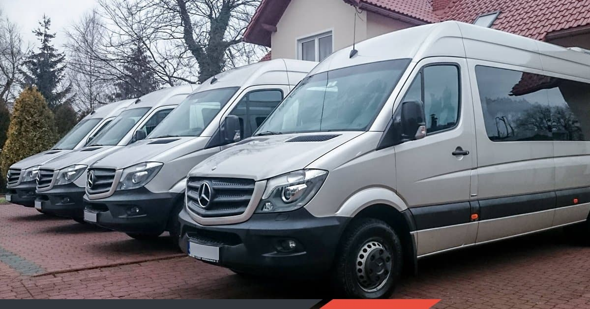 flota pojazdów Trans-Expres