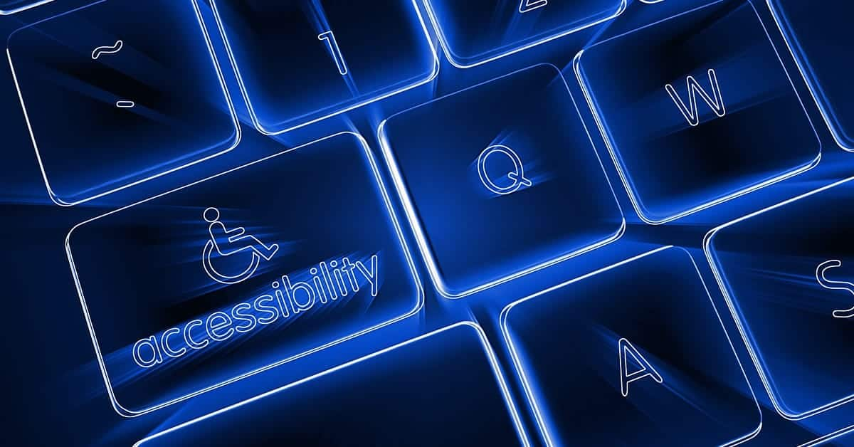 Napis accessibility