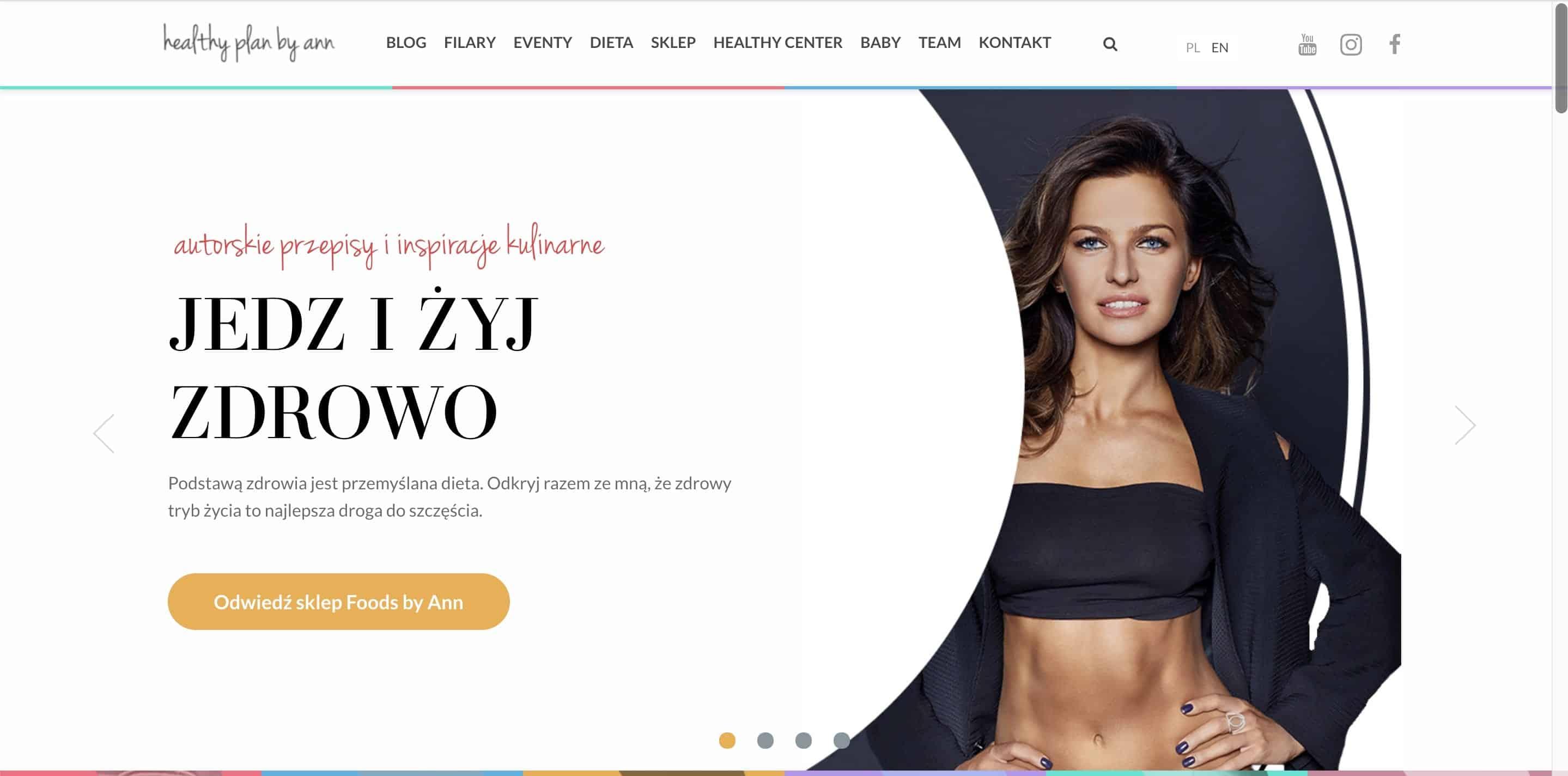 Strona główna bloga Anny Lewandowskiej