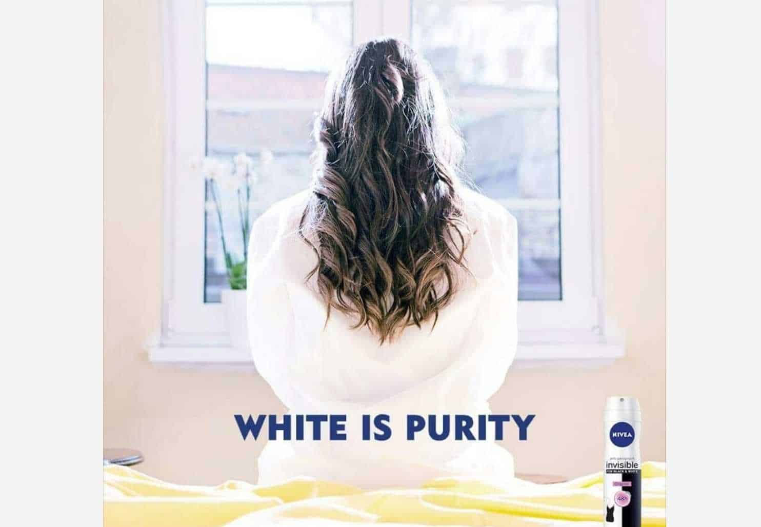 Reklama Dove - White Is Purity