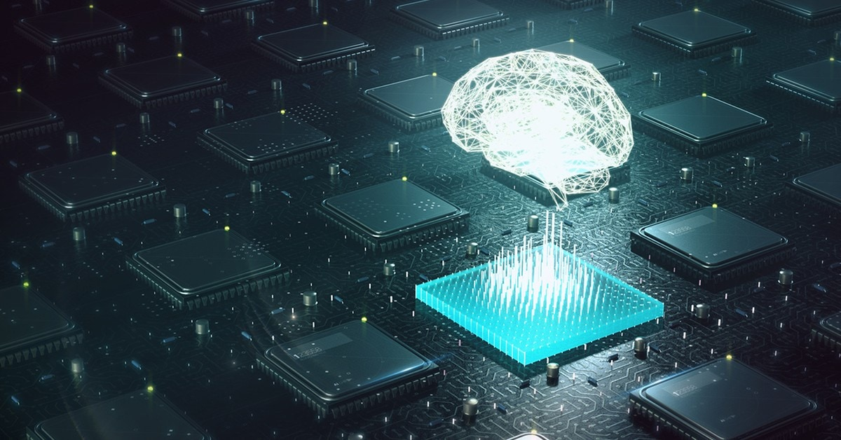 Połączenie mózgu ludzkiego oraz technologii