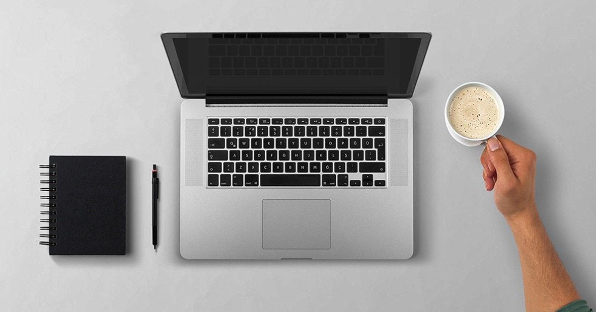 laptop firmowy