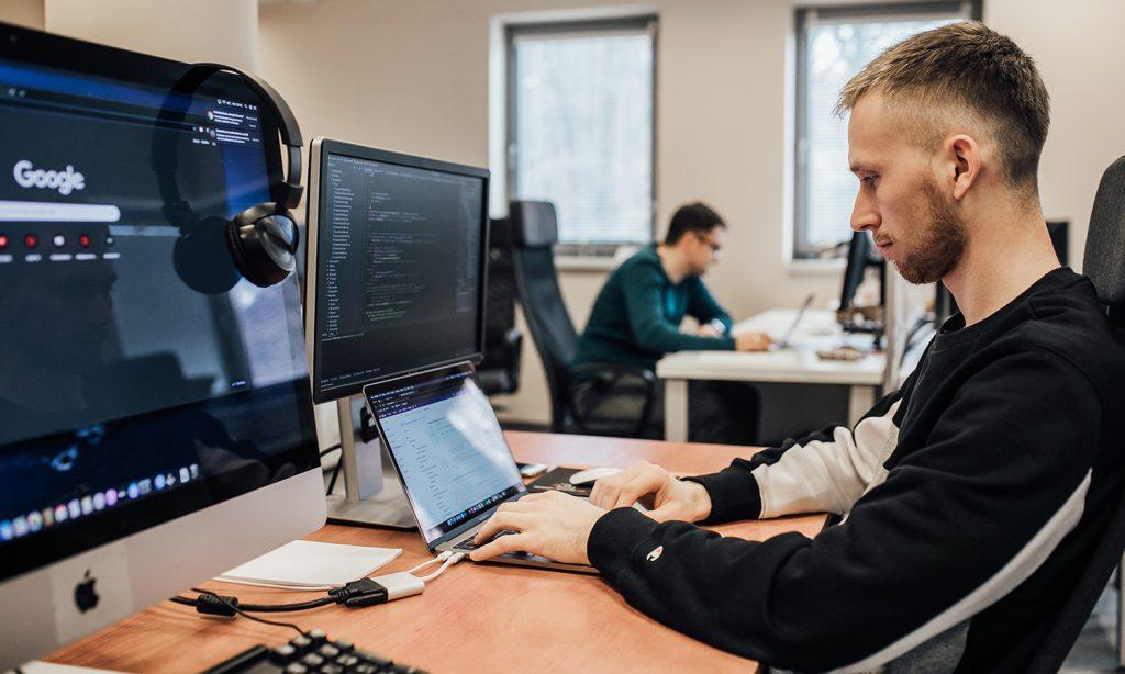 Projekty programistów