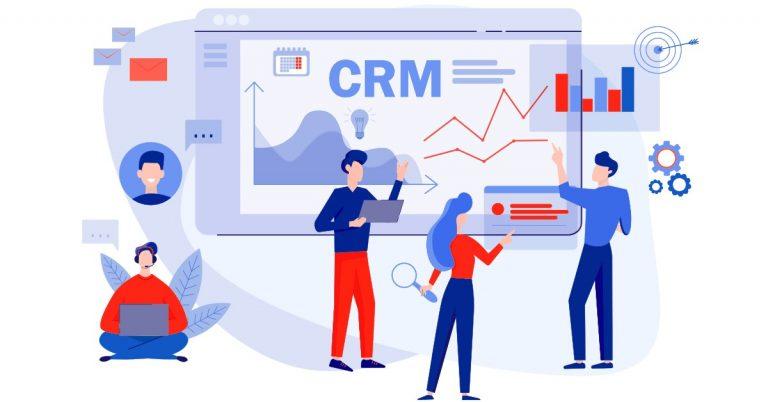 Tytułowe Systemy CRM